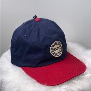 NWTs HERSCHEL SUPPLY • Glenwood Baseball Hat Cap